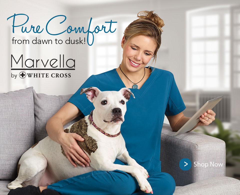 PAC-Professional Apparel Company Marvella Scrubs