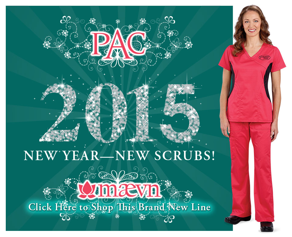 PAC-Professional Apparel Company Fashion Scrubs