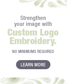 Custom Embroidery from Professional Apparel Company